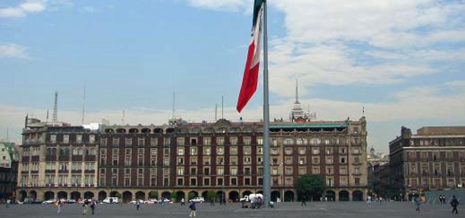 zocalo cidade do mexico