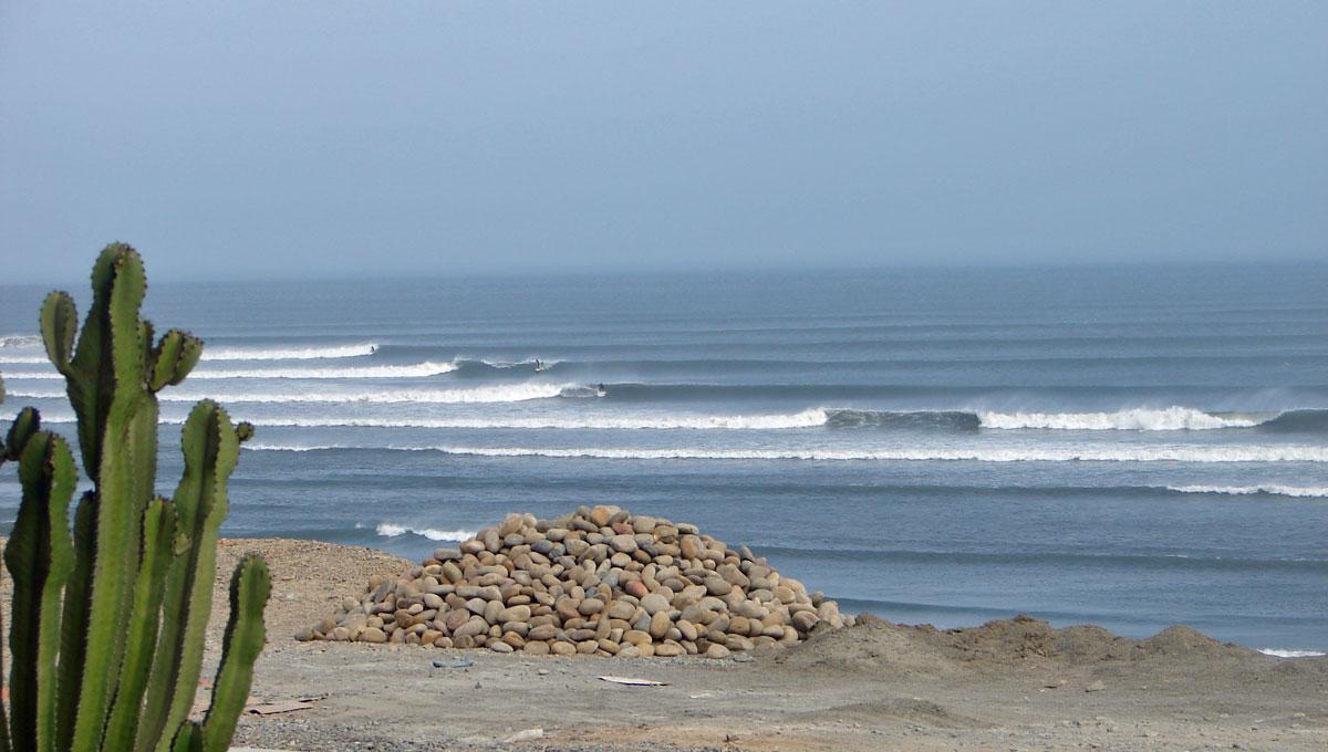 surf em chicama peru