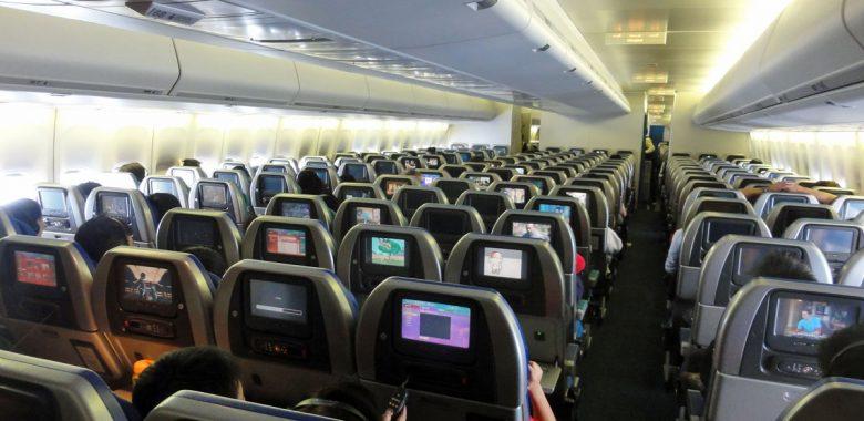 Cabine de avião