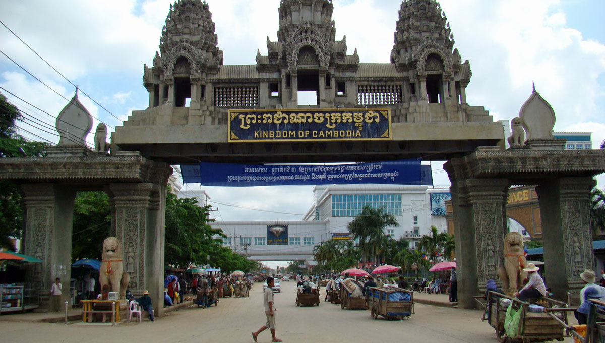 fronteira cambodja tailandia