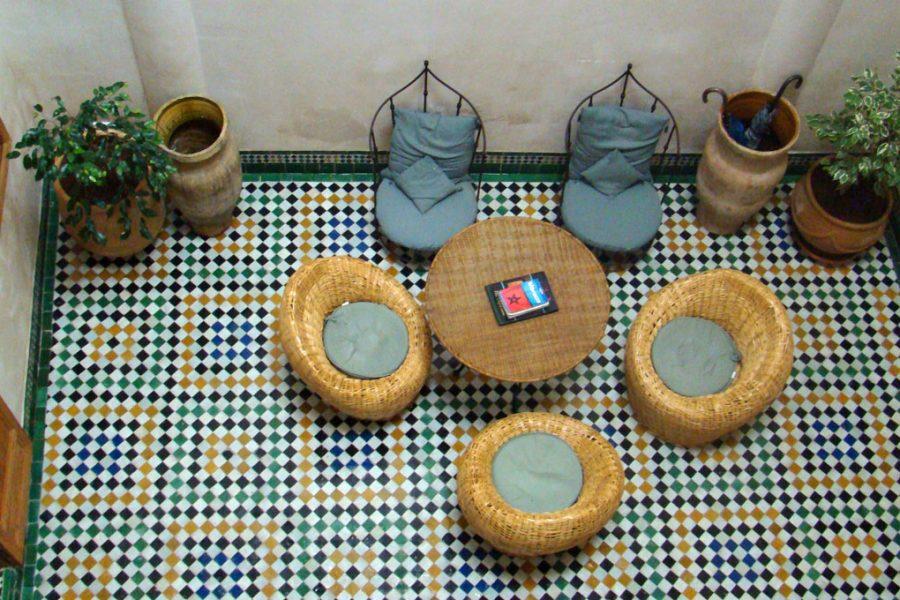 marrocos alojamento riads hoteis
