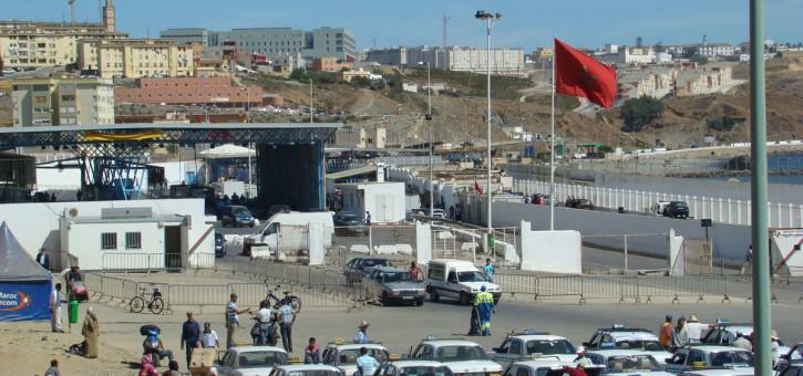 marrocos como chegar