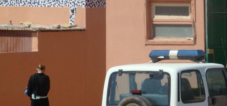 Gendarmerie Royale, Policia Marrocos