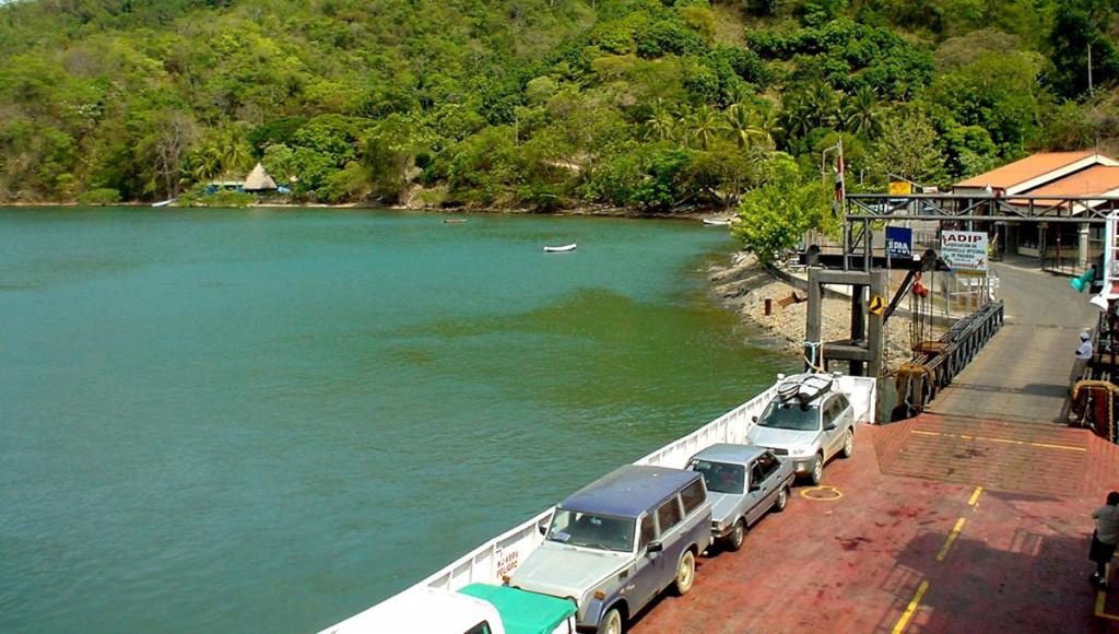 ferry boat na costa rica, Lei de Murphy