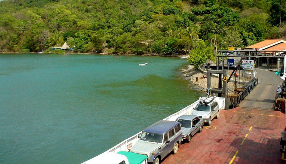 costa rica transportes locais