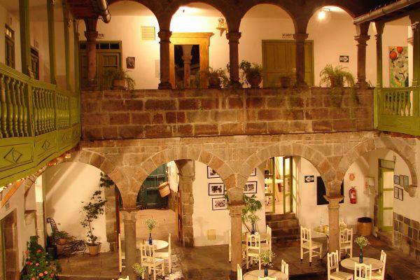 Hotéis, hostales e alojamentos no Peru