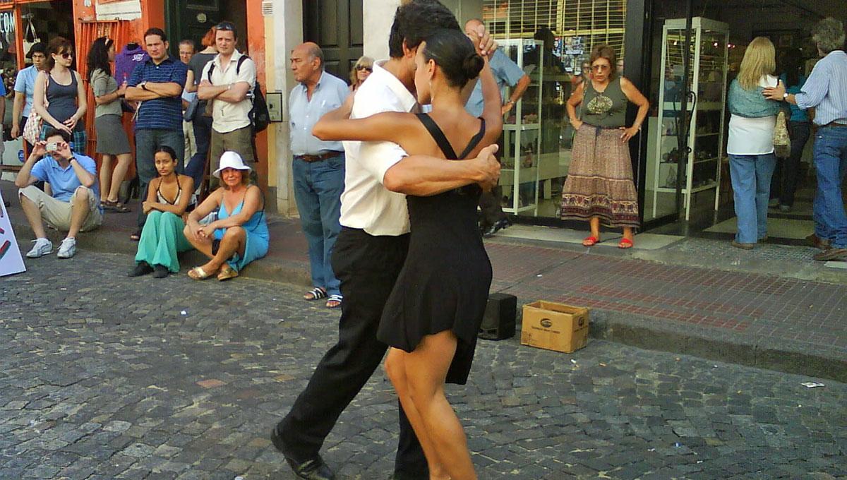 argentina tango buenos aires