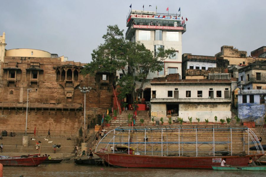 Palace on River Guesthouse - Varanasi, India