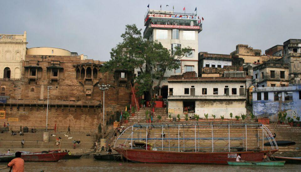 Palace on River Guesthouse - Varanasi, India