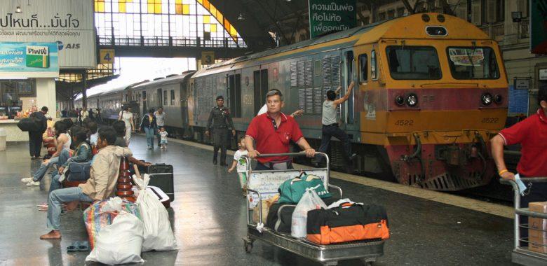 estacao comboios bangkok