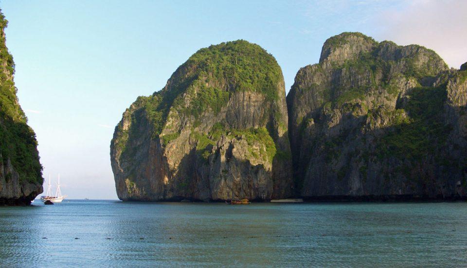 Ilha Phi Phi Leh, Tailândia