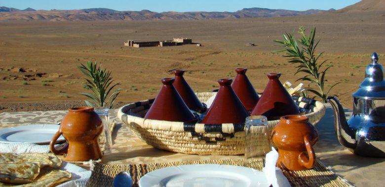 Hotel no deserto, Marrocos