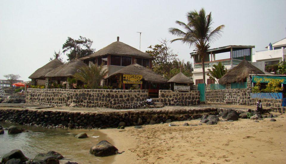 Ilha de Ngor, Senegal