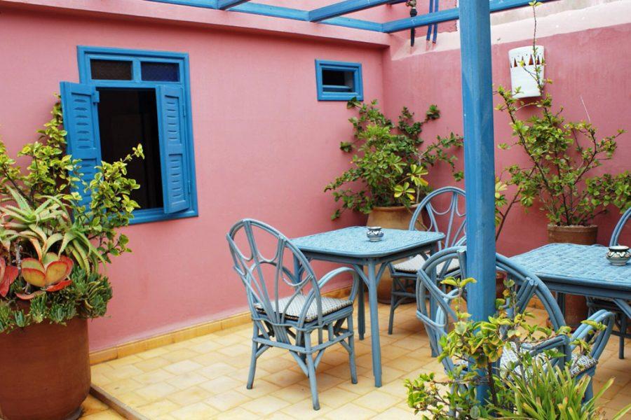 Les Matins Bleus, Essaouira