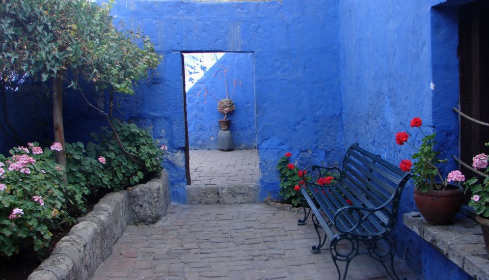 Mosteiro Arequipa