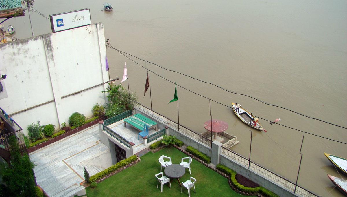 Hotel Alka - Varanasi, India