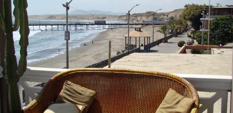 Hotel La Estacion - Pacasmayo, Peru
