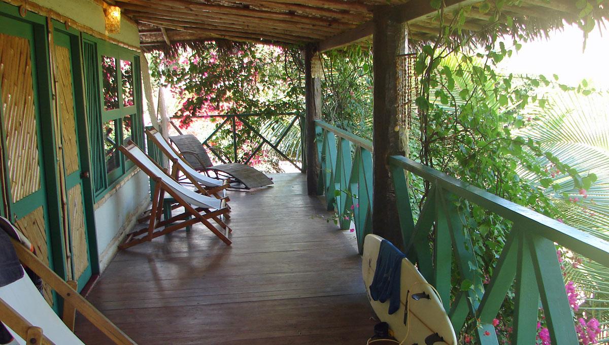 Hotel Las Olas - Mancora, Peru