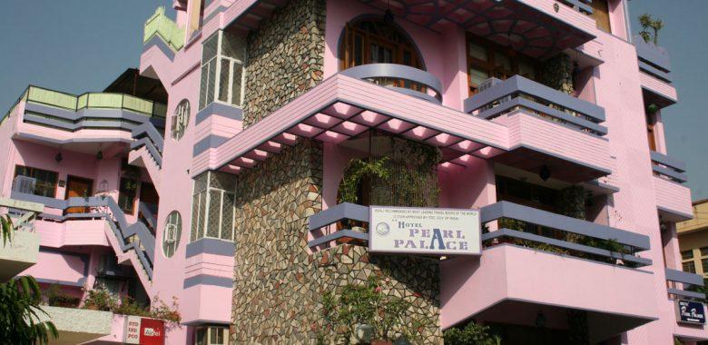 Hotel Pearl Palace - Jaipur, India