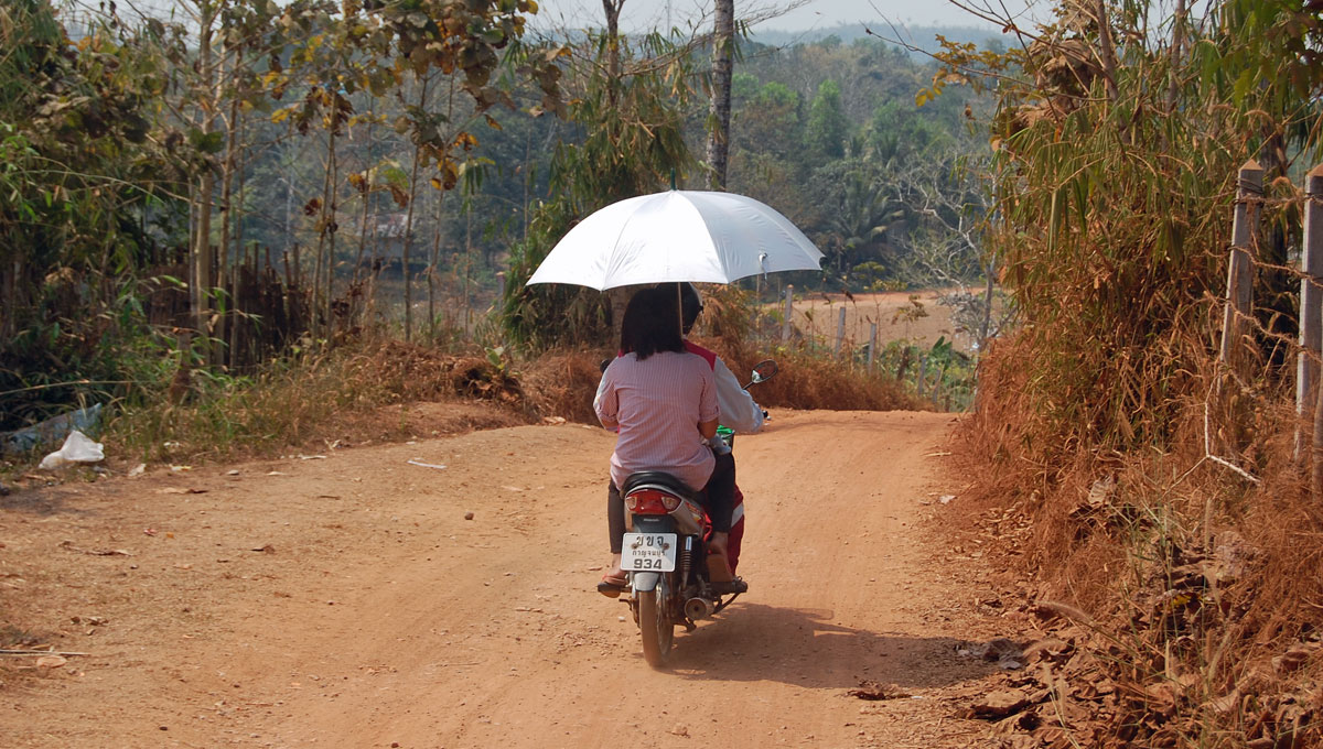 taxi mota na tailandia