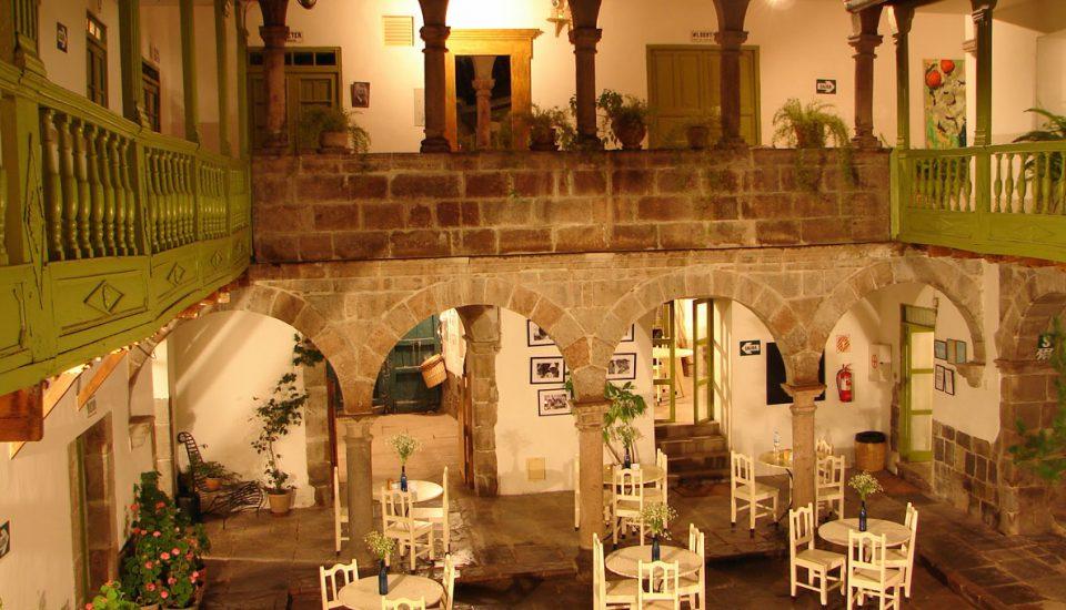 Niños Hotel - Cusco, Peru