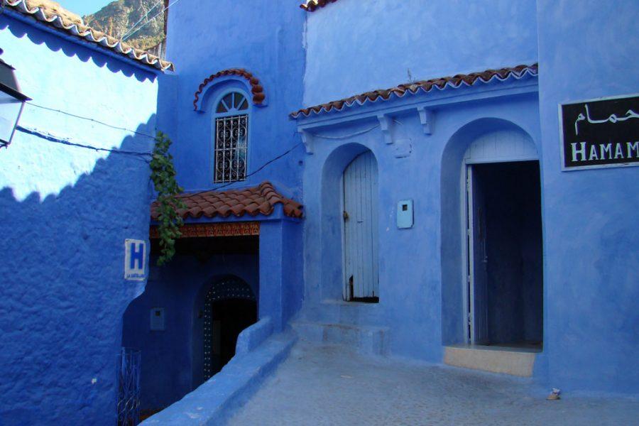 Pension La Castellana - Chefchaouen, Marrocos