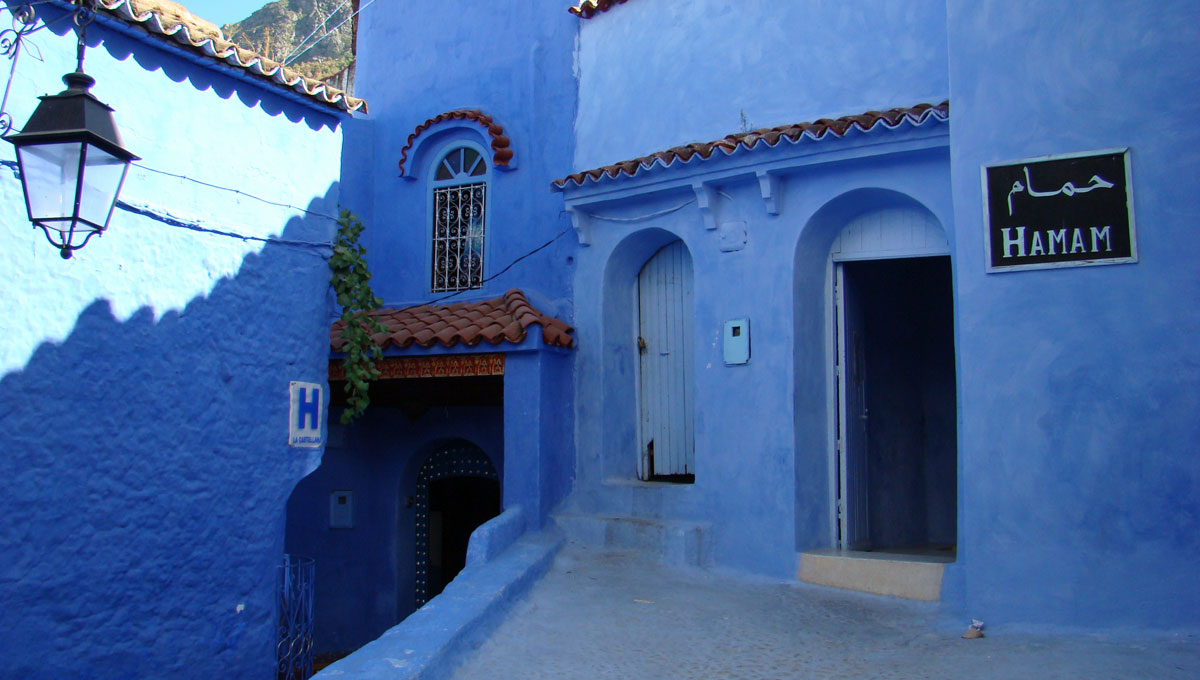 Pension La Castellana - Chefchaouen, Marrocos
