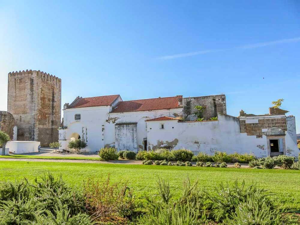 Castelo de Moura, Alqueva