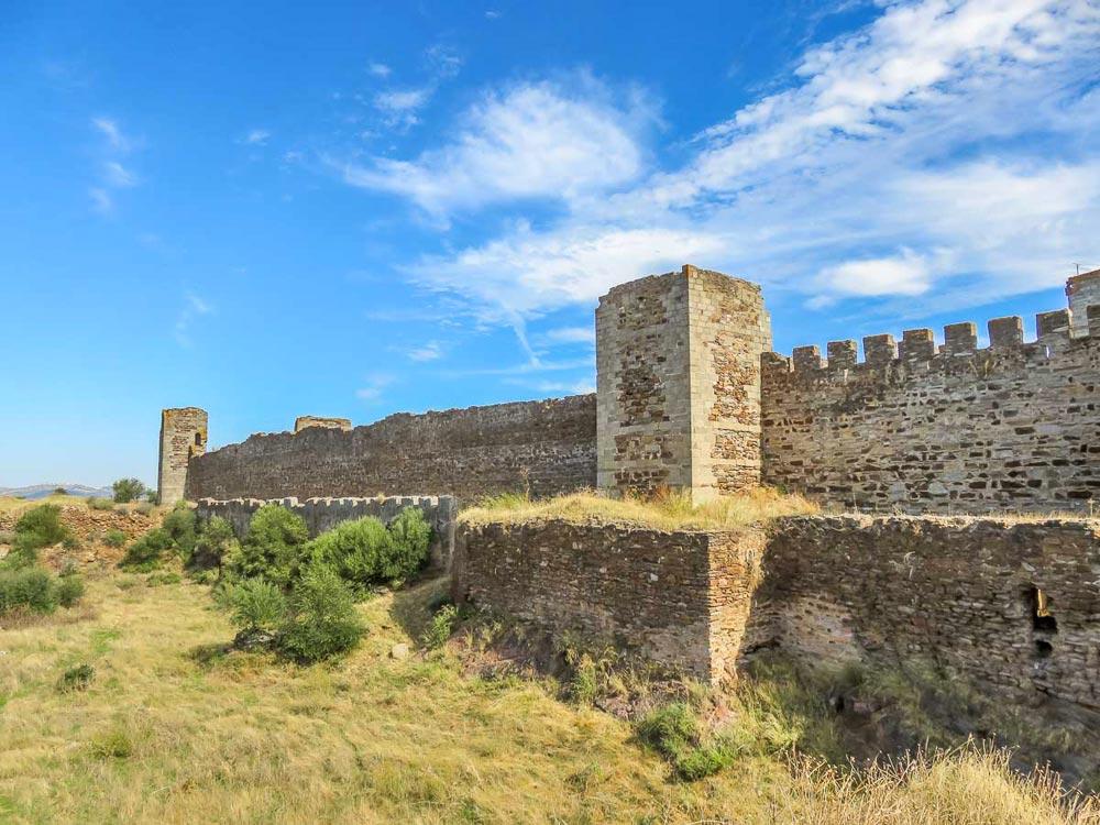 Castelo da Mourão, Alqueva