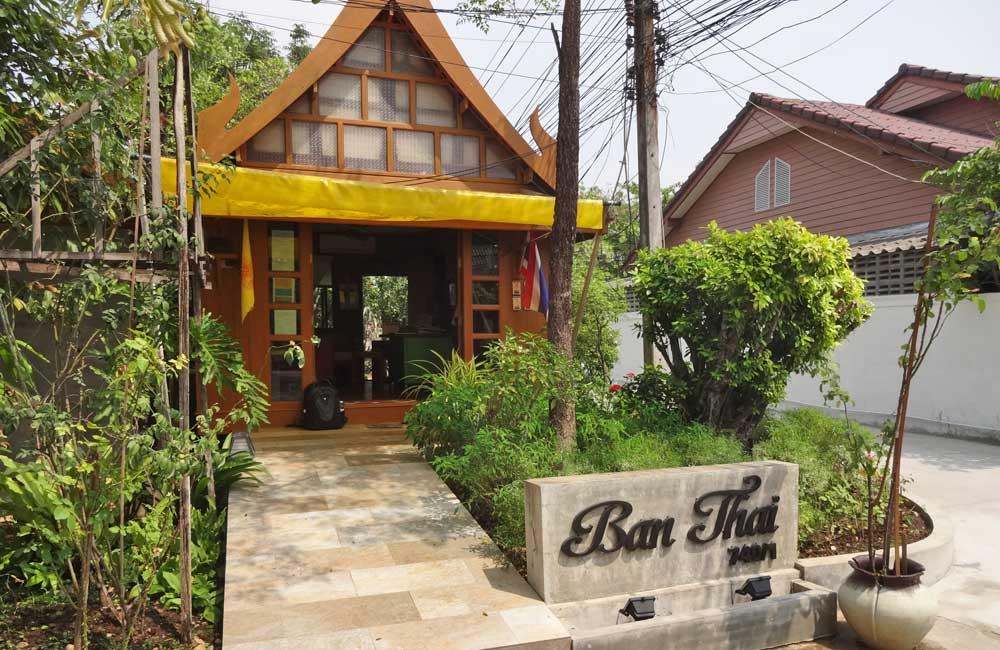 Ban Thai Guesthouse, Mae Sot