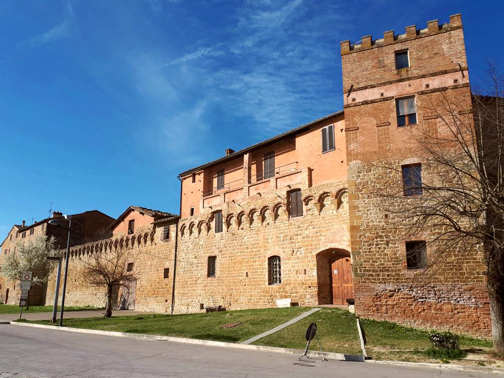 Buonconvento - Toscana, Itália