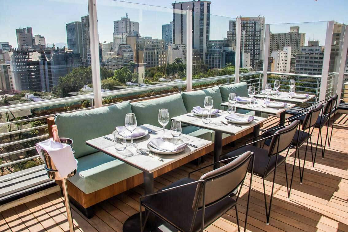 Esther Rooftop, São Paulo