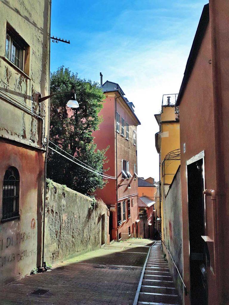 Escadaria Castelletto