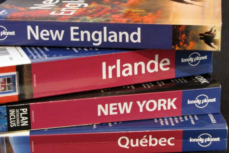 Guias de viagem Lonely Planet