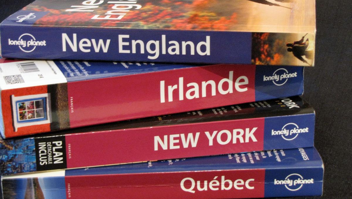 Guias de viagem Lonely Planet | Guias de Viagem