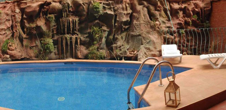 Hotel Le Caspien, Marrakech