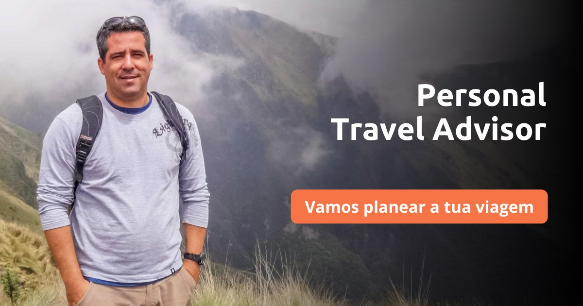 Personal Travel Advisor, André Parente