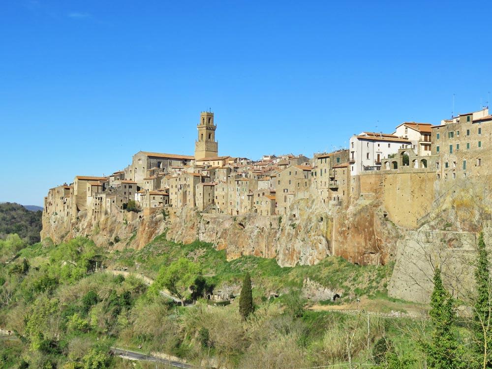 Pitigliano - Toscana, Itália
