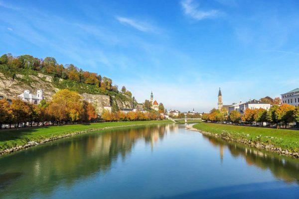 Visitar Salzburgo como um local, por Teresa Rebelo