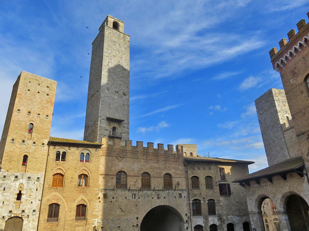 San Gimignano - Toscana, Itália