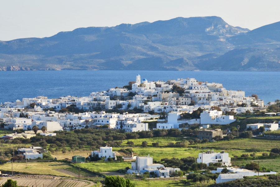 Adamantas - Milos, Grécia