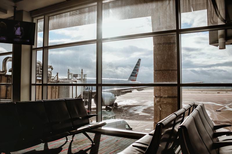 Overbooking aeroporto