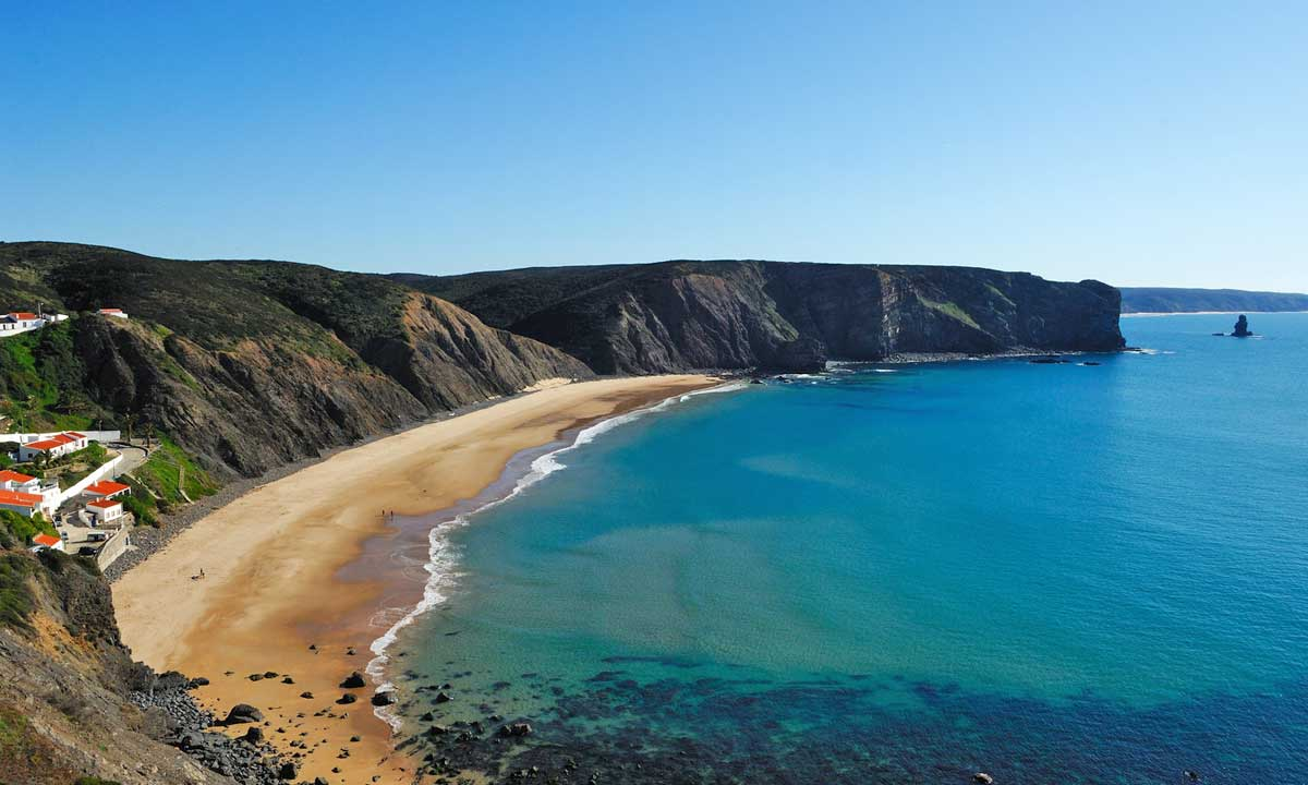 Praia da Arrifana - Algarve, Portugal