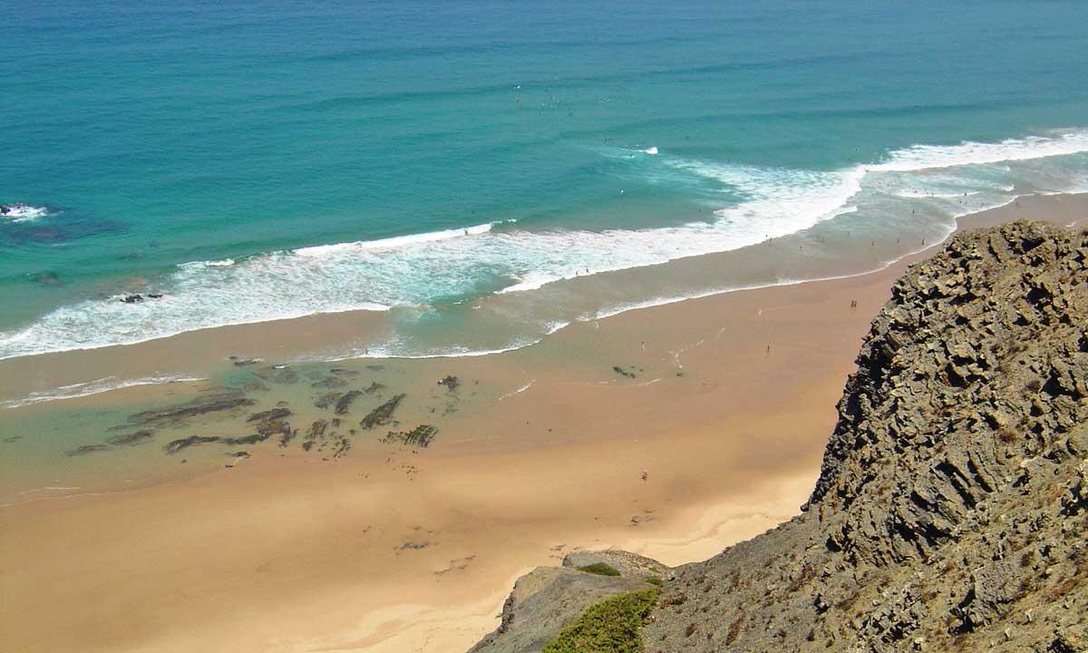 Praia da Cordoama - Algarve, Portugal