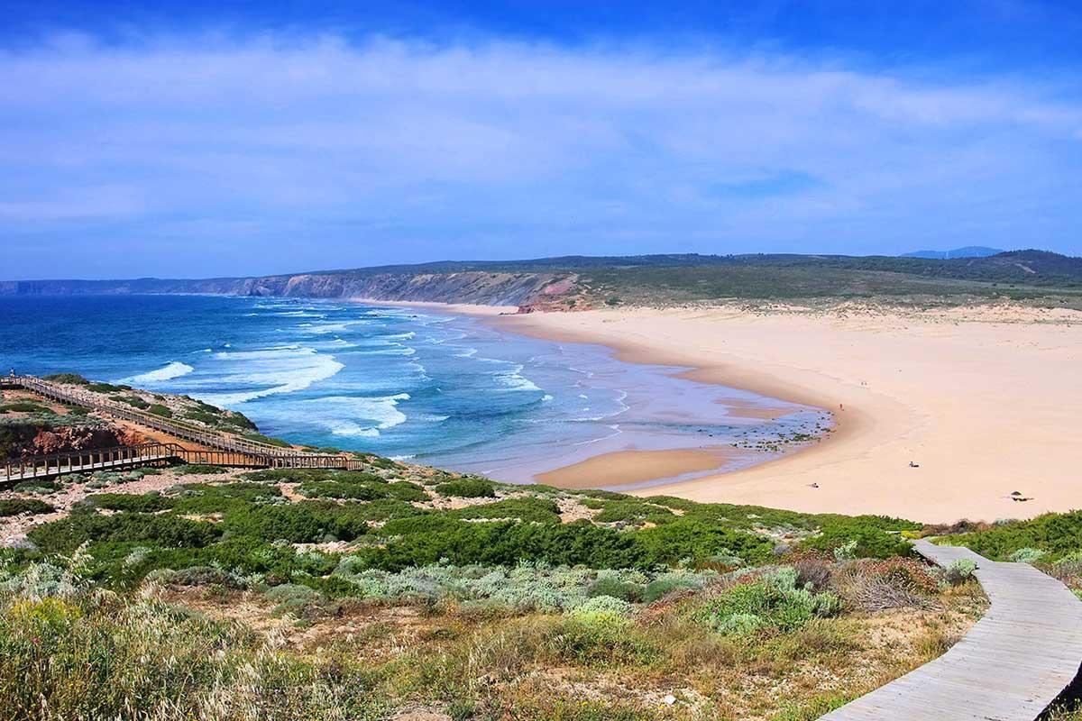 Algarve Portugal As Melhores Praias Da Costa Vicentina