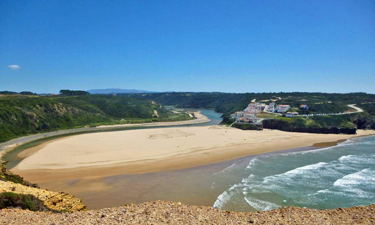 Praia de Odeceixe - Algarve, Portugal