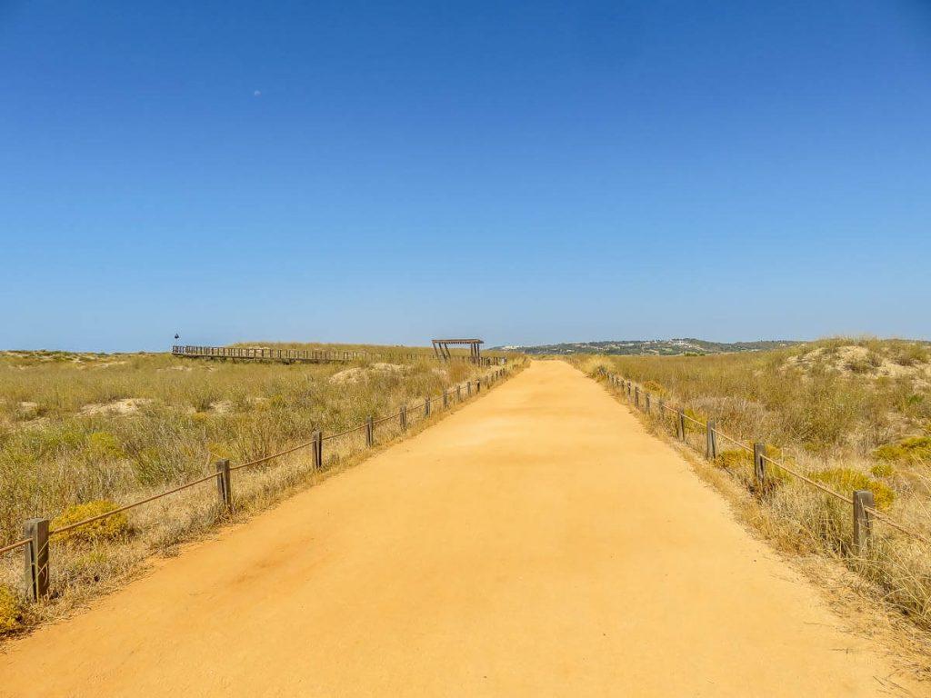 Percurso Ao Sabor da Maré, Alvor