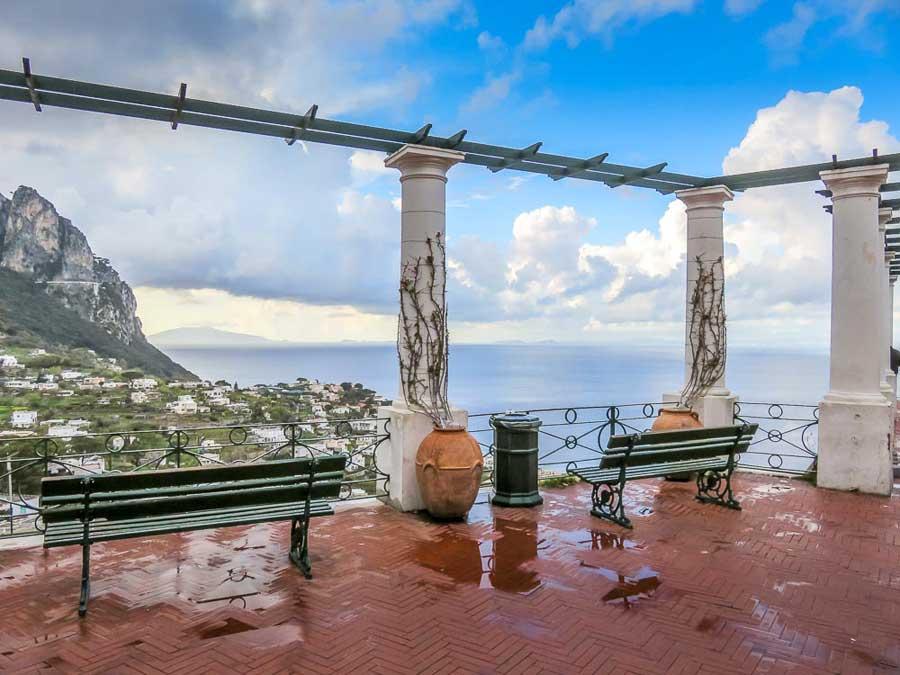 Piazzetta de Capri, Itália