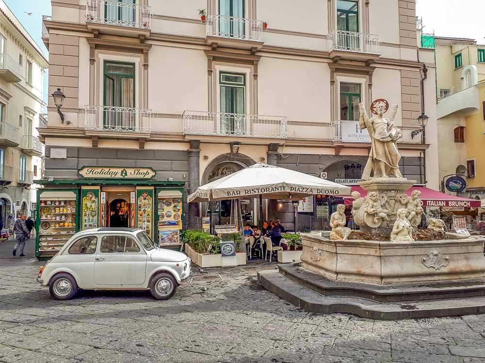 Centro de Amalfi
