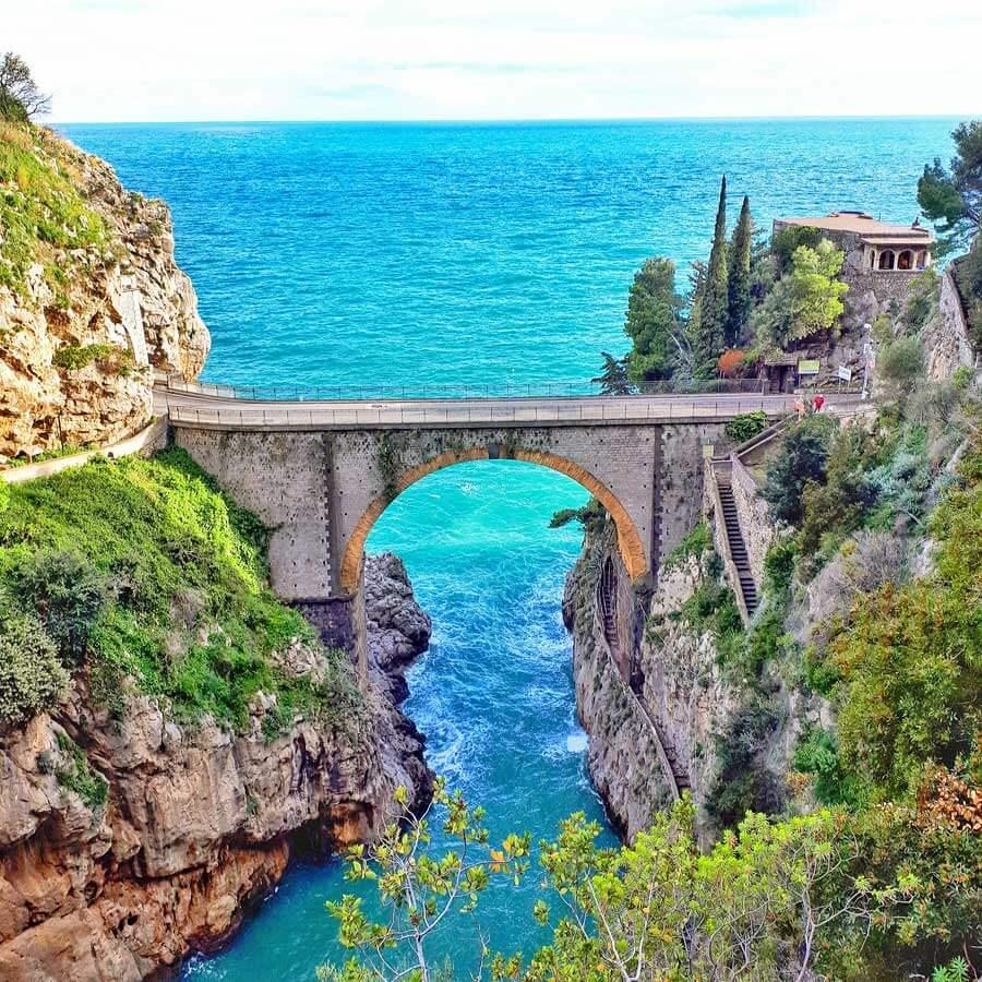 Fiorde de Furore, Costa Amalfi